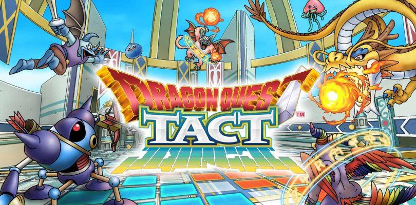 Dragon Quest Tact aura une version pour iOS et Android