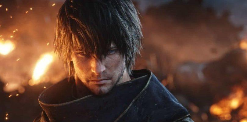 Final Fantasy XVI annoncé sur PS5 et PC.