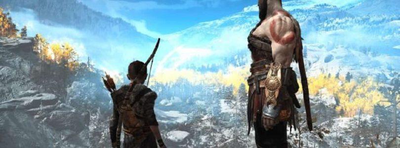 God of War annoncé pour PS5
