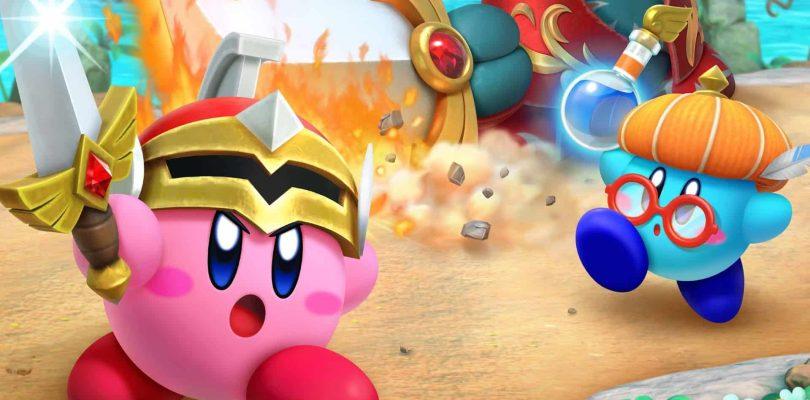 Nintendo prépare de nouvelles annonces sur Kirby en 2021