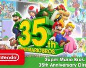 Toutes les dernières news du «Nintendo Mario 35»