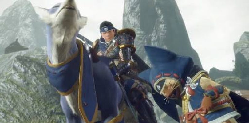 Monster Hunter Rise offre 40 minutes de Gameplay