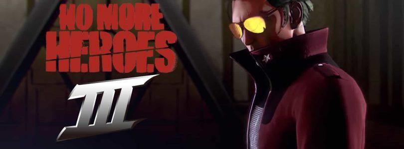 Nouvelle trailer No More Heroes 3