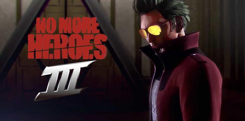 No More Heroes III reporté à 2021