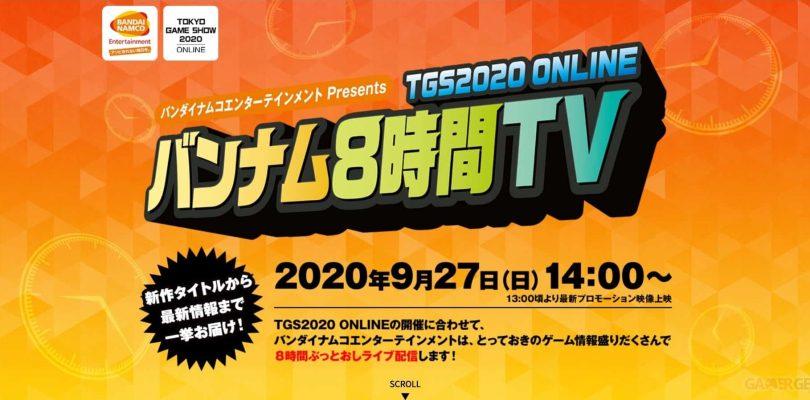 Les premières programmations du TGS 2020 Online