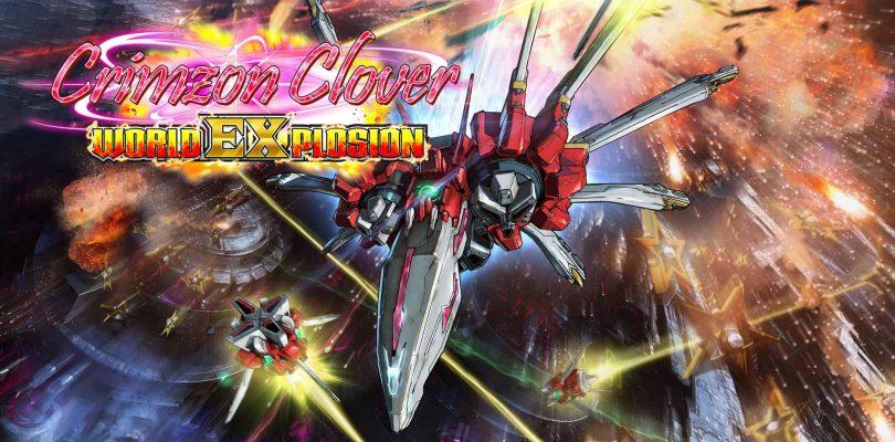 Crimzon Clover: World EXplosion est lancé le 29 octobre pour Switch