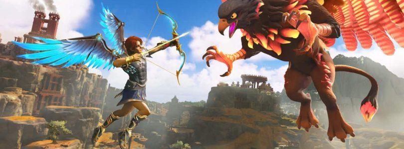 "UBISOFT : Trailer et gameplay de ""Immortals: Fenyx Rising"""