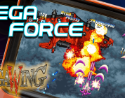 SEGA FORCE 001 : GIGAWING UNE CONVERSION REUSSIE ??