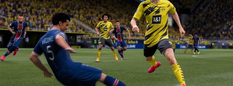 Charts France : FIFA 21 domine lors de la première semaine