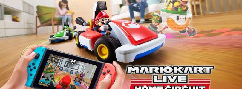 Mario Kart Live: Home Circuit fait ses débuts en 2e position des classements français