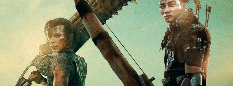 Le film Monster Hunter arrive avec son premier trailer