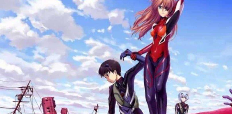 JAP'ANIME : Une date et un trailer pour Evangelion: 3.0+1.0 Thrice Upon a Time