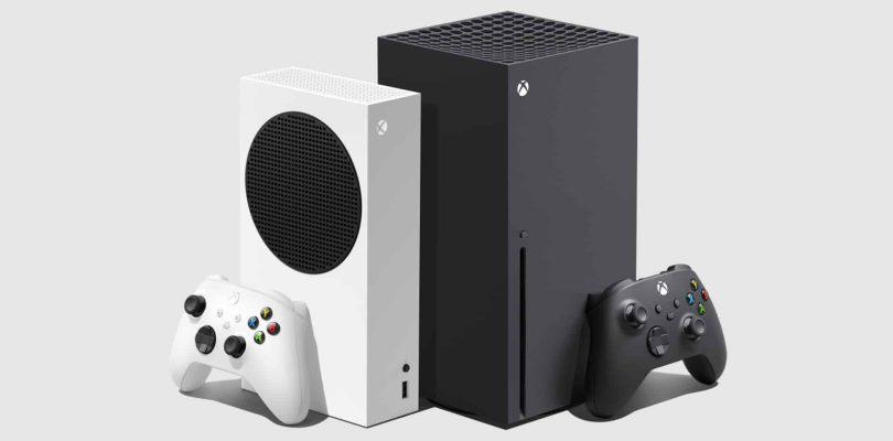 La Xbox Series X et S ont vendu 155000 unités au Royaume-Uni