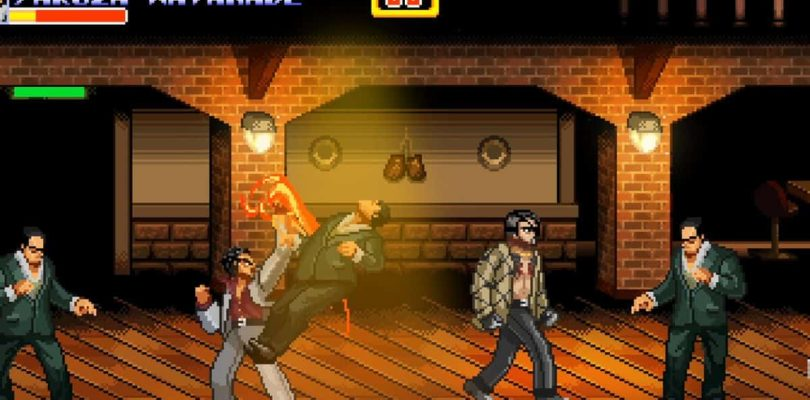 Steam : Un Yakuza à la Streets Of Rage va débouler sur PC !!