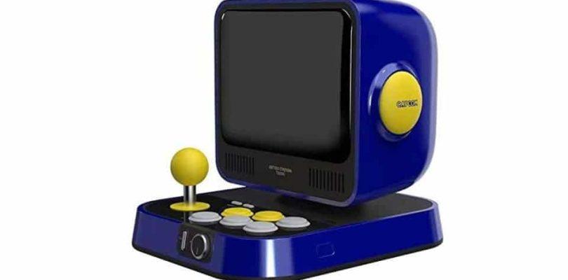 La console mini-arcade de Capcom mettra en vedette les classiques Mega Man, Street Fighter
