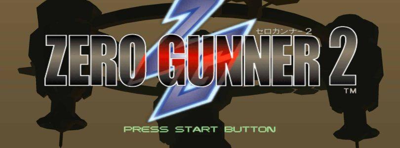 Zero Gunner 2 débarque le 21 décembre sur Steam