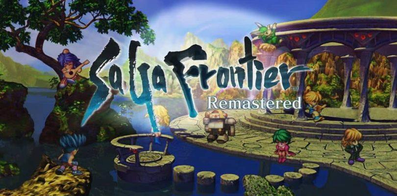 SaGa Frontier Remastered annoncé pour PS4 et Switch