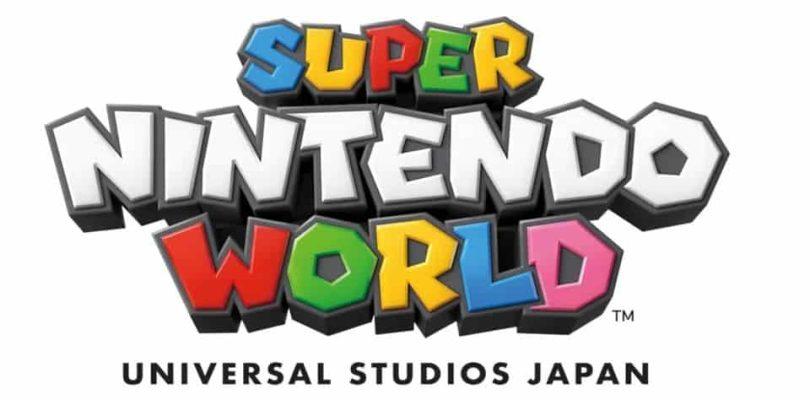 Le parc à thème Super Mario World de Nintendo en dévoile d'avantage