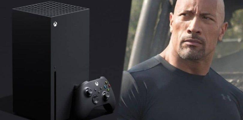 Dwayne Johnson livre des consoles Xbox Series X à 20 hôpitaux pour enfants