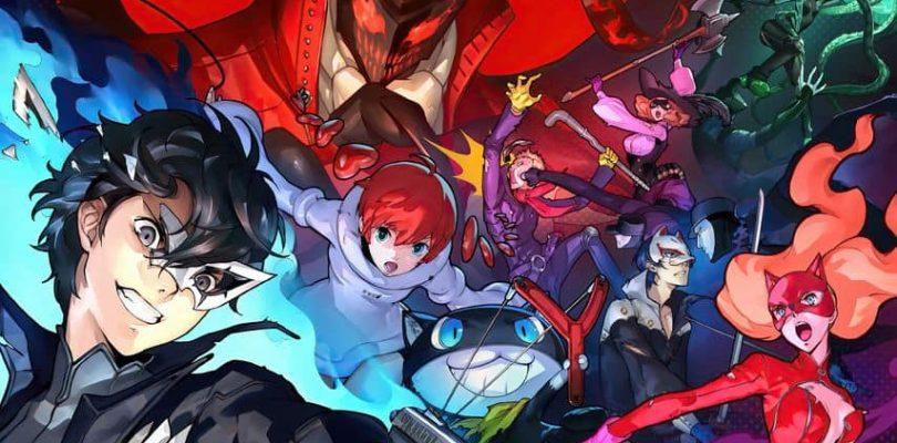 Persona 5 Strikers sera lancé le 23 février 2021