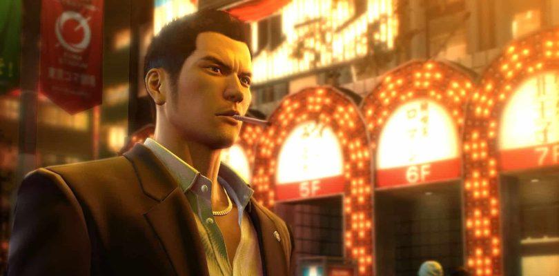 Yakuza Remastered avec Yakuza 6 sur Xbox One et PC