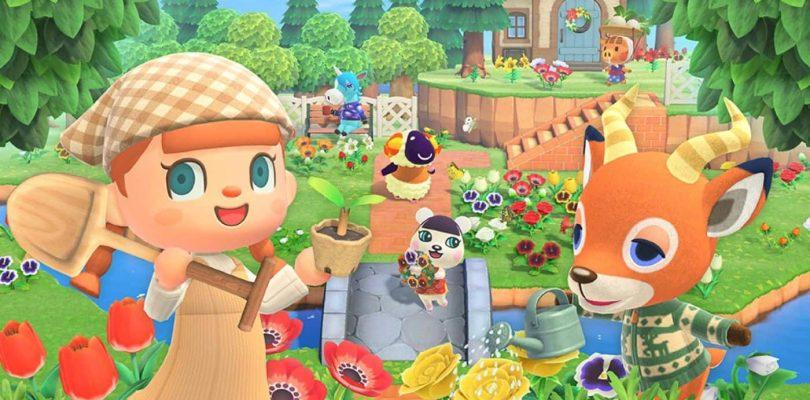 Animal Crossing: New Horizons reprend la tête des classements français en 2021