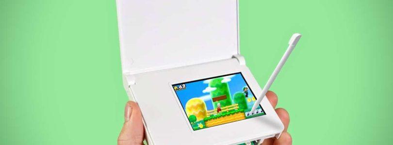Nintendo et la DS à écran unique