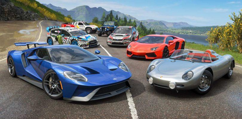 Annonce d'un Forza Horizon pour les Game Awards ?