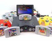 La Nintendo 64 est reconstruite en une minuscule console portable