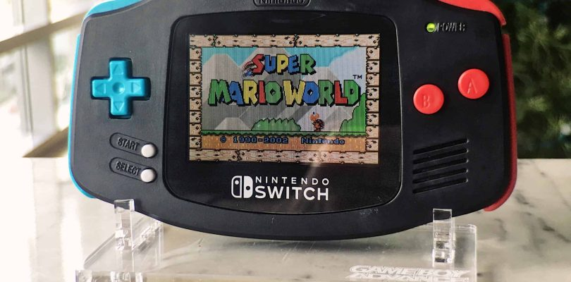 Rumeur: Nintendo Switch Online ajoutera bientôt des titres Game Boy Advance