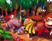 Donkey Kong Country Concept Art révélé par un ancien employé rare