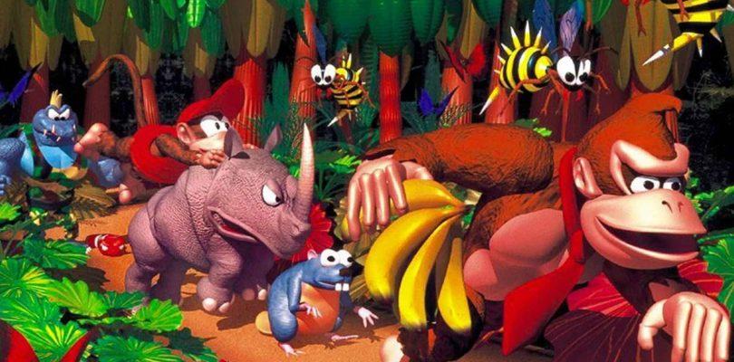 L'extension Donkey Kong de Super Nintendo World semble être en construction