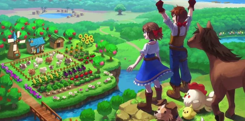 Harvest Moon: One World arrive sur Xbox One