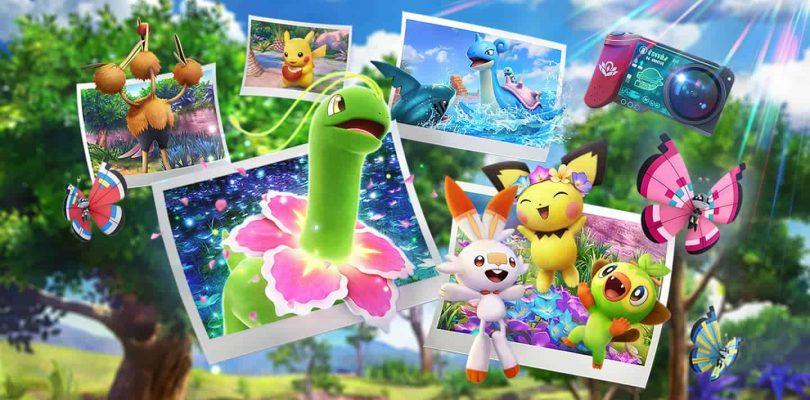 Pokemon Snap en 2 jours était le jeu le plus vendu en avril au Royaume-Uni