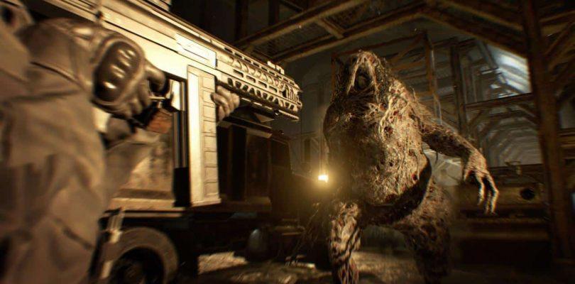 Resident Evil 7: Biohazard obtiendra un correctif pour la nouvelle génération