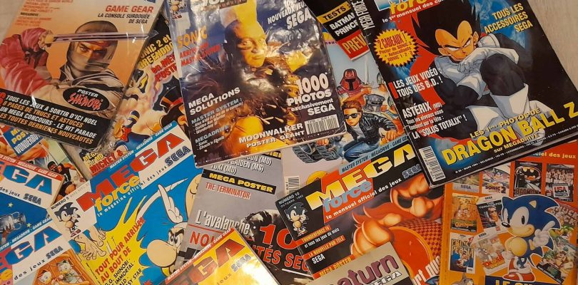 REVUE DE PRESSE – MEGA Force n°5 : le MEGA Challenge