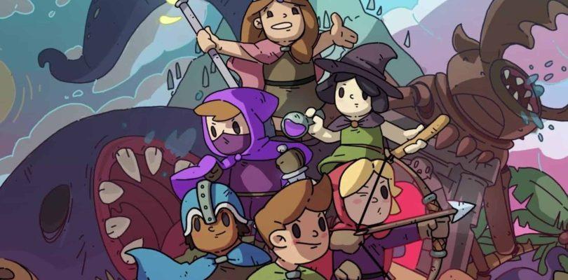 Rogue Heroes: Ruins of Tasos débarque le 23 février sur Switch et PC