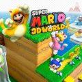 Charts : Super Mario 3D World + Bowser Fury prend la tête des classements japonais