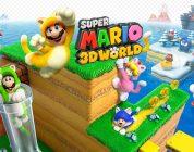 CHARTS JAPON : Super Mario 3D World + Bowser Fury toujours en tête des classements japonais
