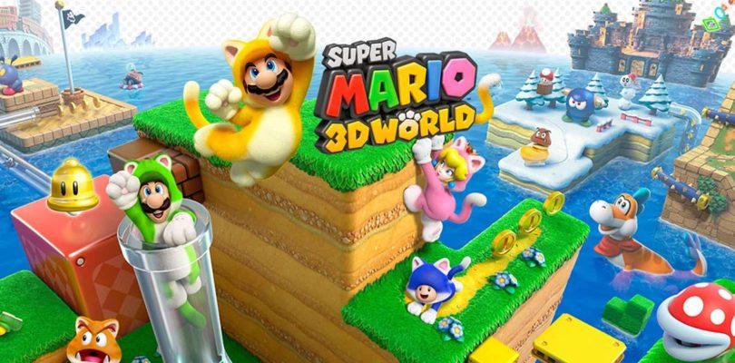 Nintendo lance le site «Teaser et Précommande» pour Super Mario 3D World + Bowser Fury