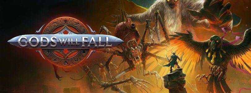 DÉCOUVREZ LA ROADMAP POUR LES FUTURS DLC DE GODS WILL FALL !