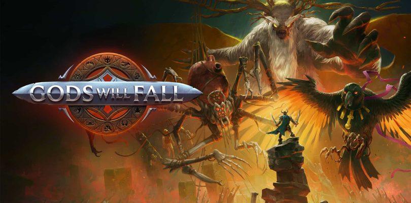 [Actu] Gods Will Fall est désormais disponible !