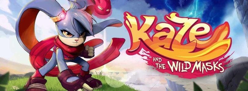 [ACTU] Kaze and the Wild Masks débarque le 26 Mars