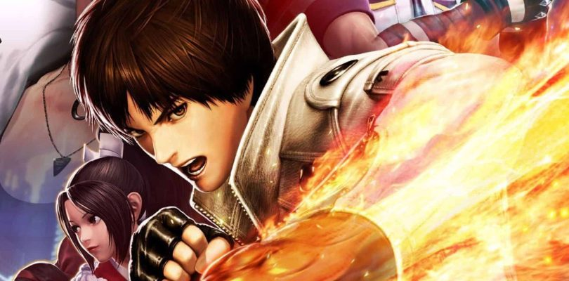 The King of Fighters XV reporté pour 2022 !!!