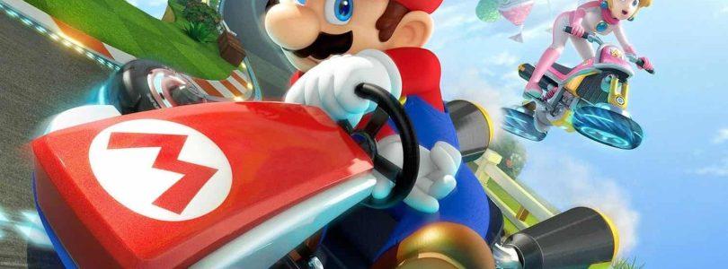 Mario Kart 8 Deluxe en tête des classements français