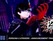 Persona 5 Strikers présente son tout nouveau trailer