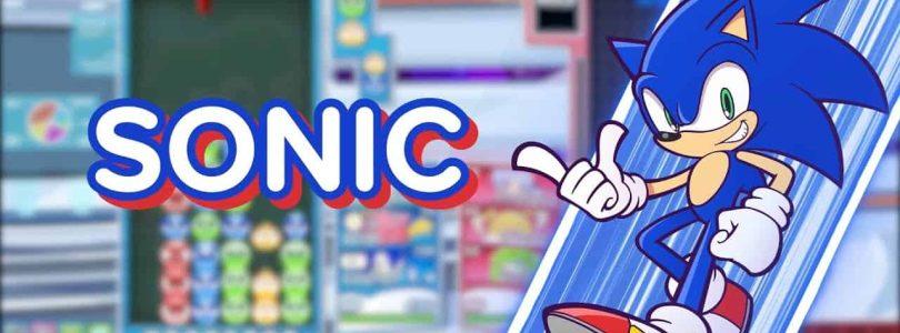 Sonic arrive a toute allure dans Puyo Puyo Tetris 2