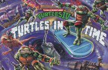 TEENAGE MUTANT HERO TURTLES – TURTLES IN TIME