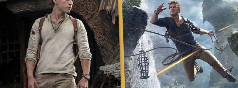 La production du film Uncharted devoile de nouvelles images pour célébrer la nouvelle année