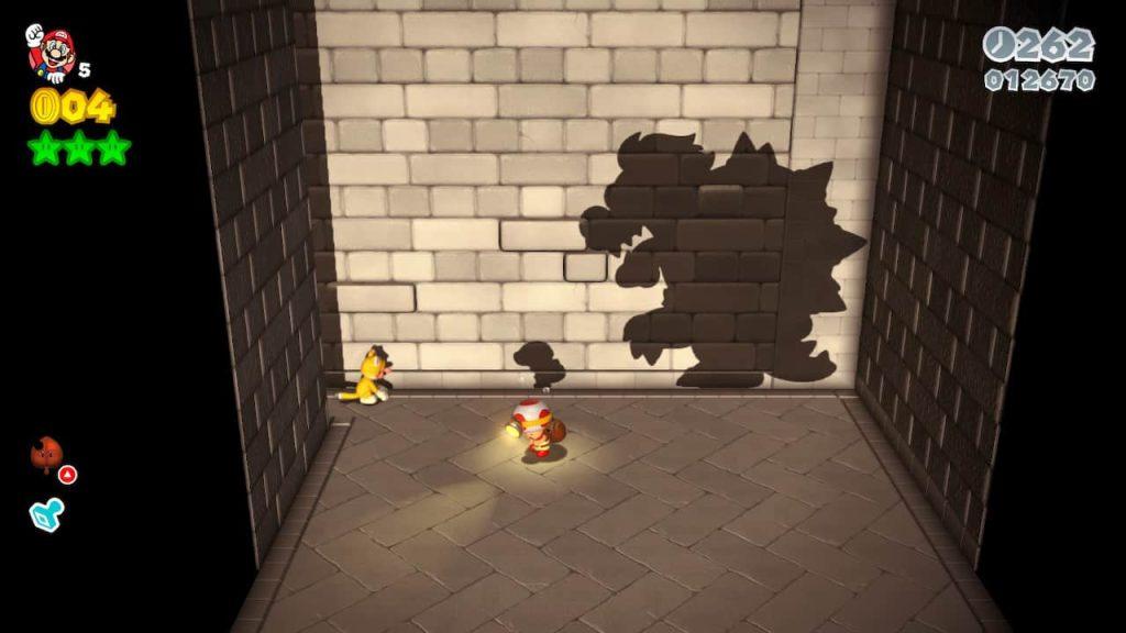 Mario 3D World - MEGAFORCE